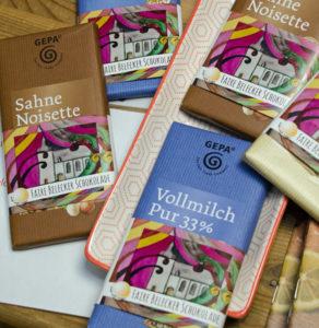 NEU: Faire Belecke Schokolade